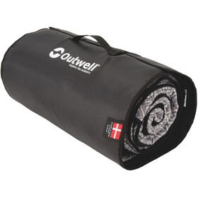 Outwell Montana 6P Carpet 3-Layer Insulate